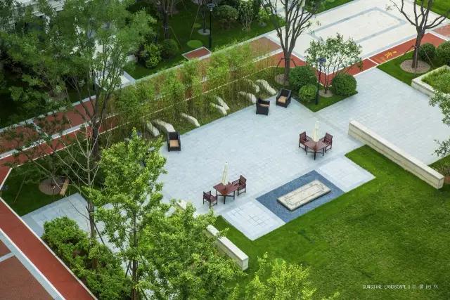 泰康燕园高端养老社区之 私密性空间